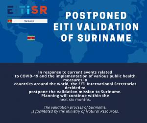EITI Suriname